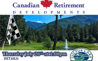 1st Annual Golf Tournament July 20th – Canadian Retirement Developments