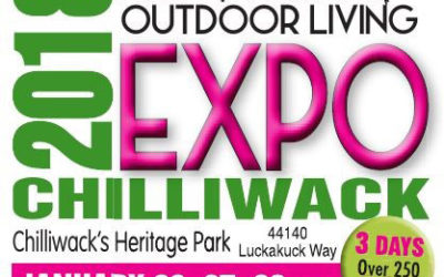 See you at the 2018 Home, Leisure & Outdoor Living Expo!