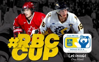 Free tickets to RBC Cup!
