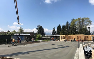 Today was the FINAL Suspended Slab Pour, Platinum 3!