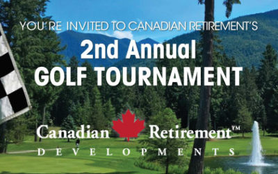 Canadian Retirement 2nd Annual Golf Tournament